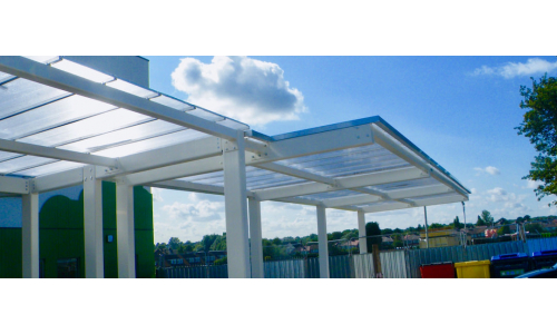 Carport Polycarbonate Roof