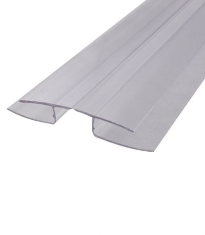 R Polycarbonate Profile - 8-10mm