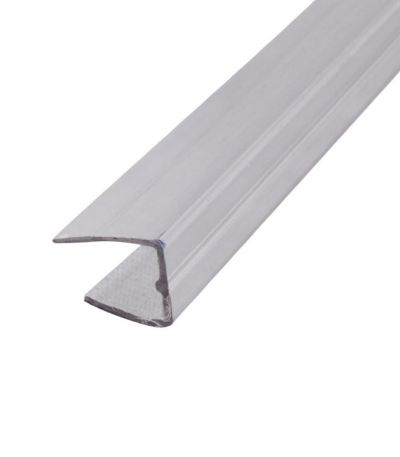 U Polycarbonate Profile - 8mm