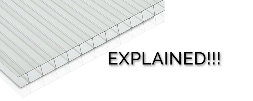 Polycarbonate Sheets Explained! Reason to choose this plastic material