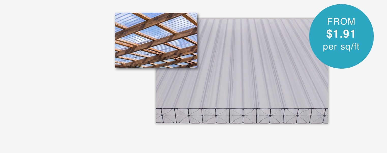 Roofing Polycarbonate Panels